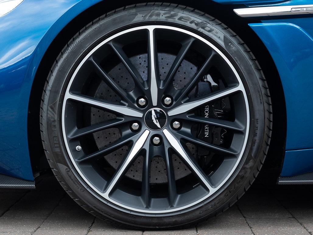 2017 Aston Martin Vanquish Zagato Coupe For Sale (picture 20 of 24)