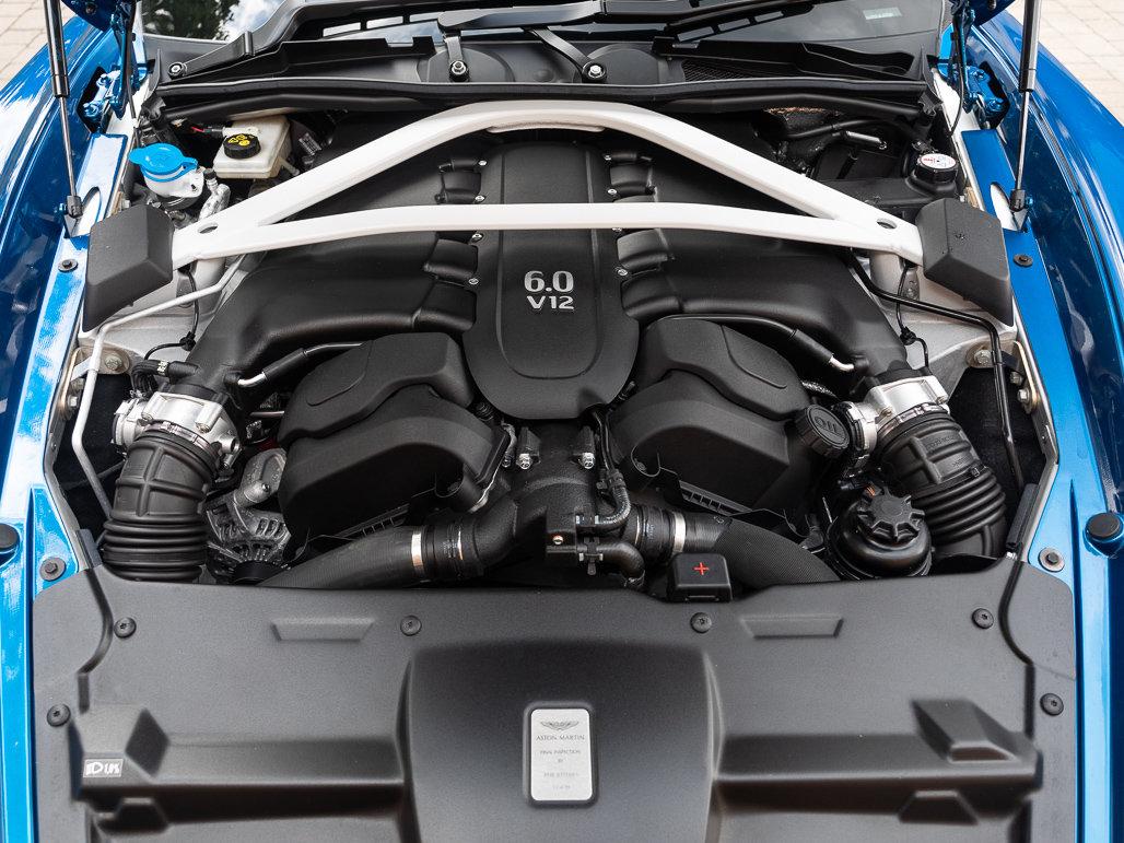 2017 Aston Martin Vanquish Zagato Coupe For Sale (picture 24 of 24)