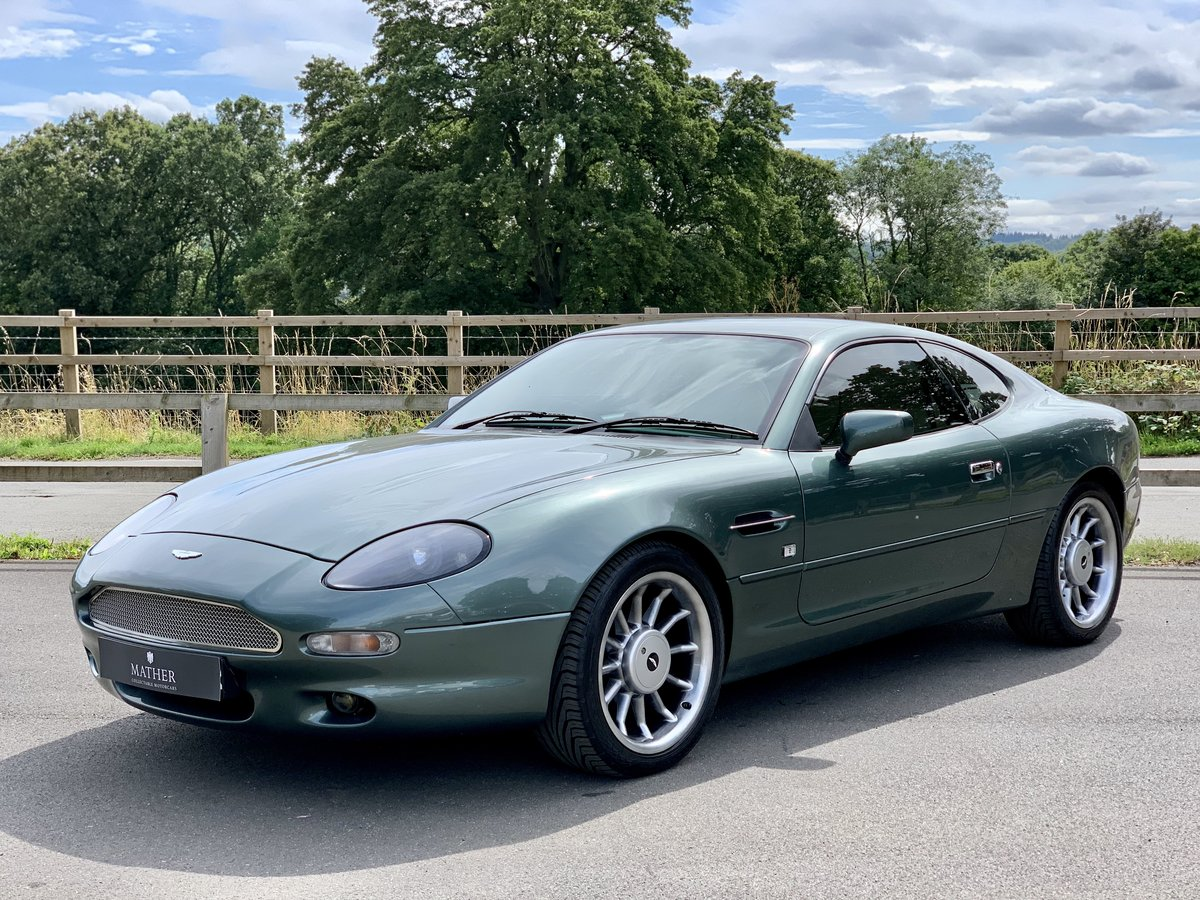 1996 Aston Martin DB7 I6 For Sale (picture 1 of 11)