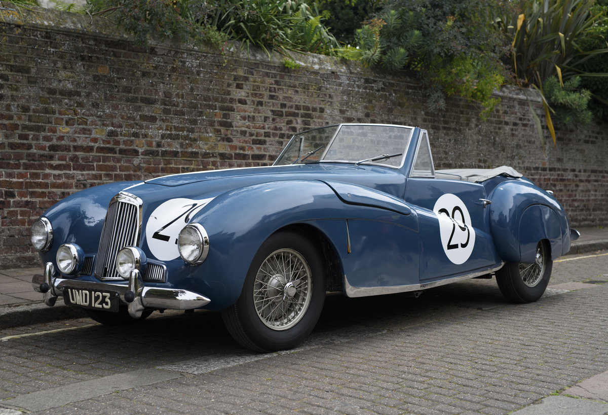 1949 Aston Martin DB1 For Sale In London For Sale (picture 1 of 24)