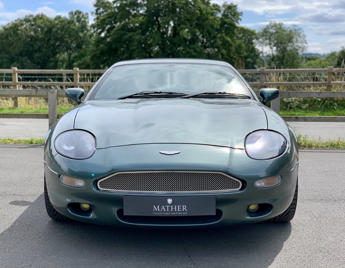 1996 Aston Martin DB7 I6 For Sale (picture 2 of 11)
