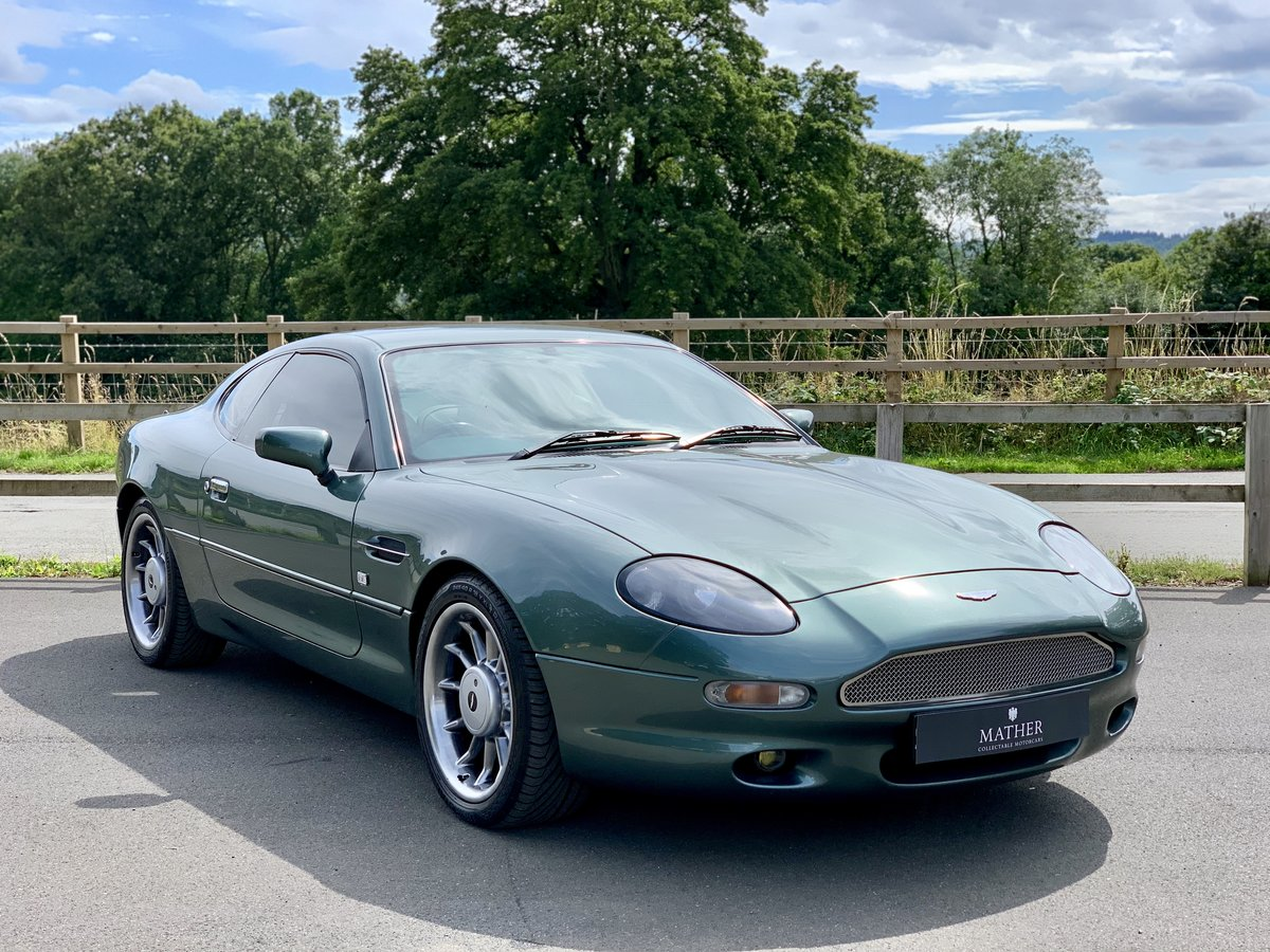 1996 Aston Martin DB7 I6 For Sale (picture 3 of 11)