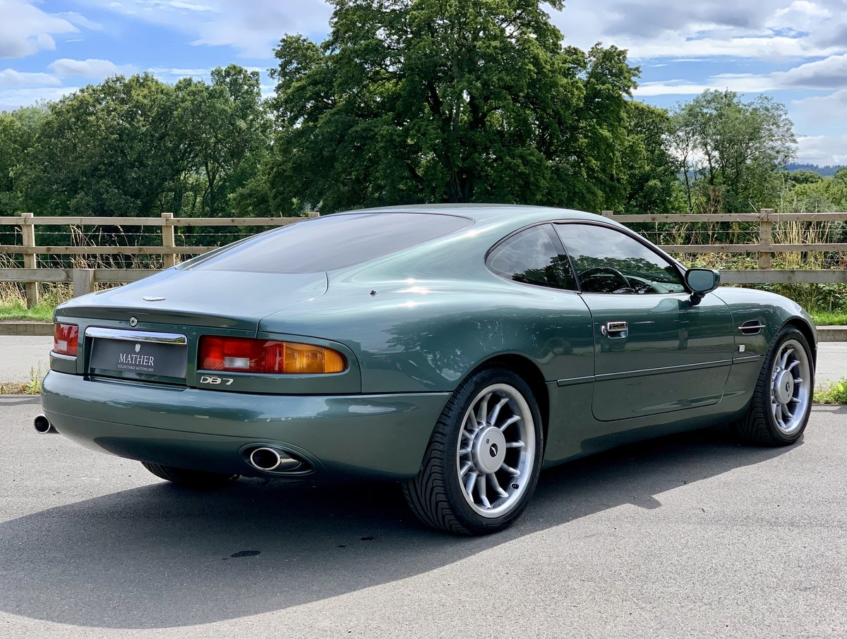 1996 Aston Martin DB7 I6 For Sale (picture 4 of 11)