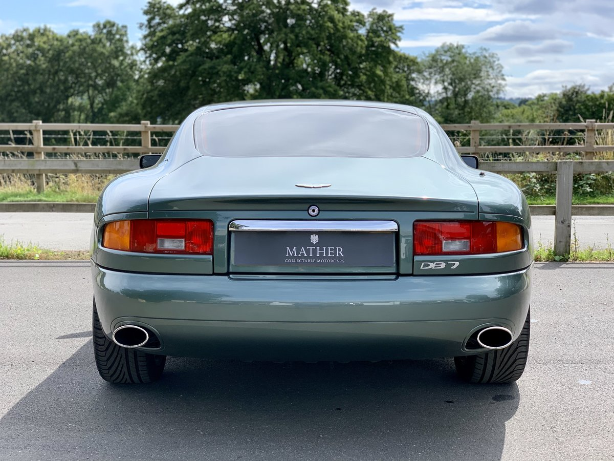 1996 Aston Martin DB7 I6 For Sale (picture 5 of 11)