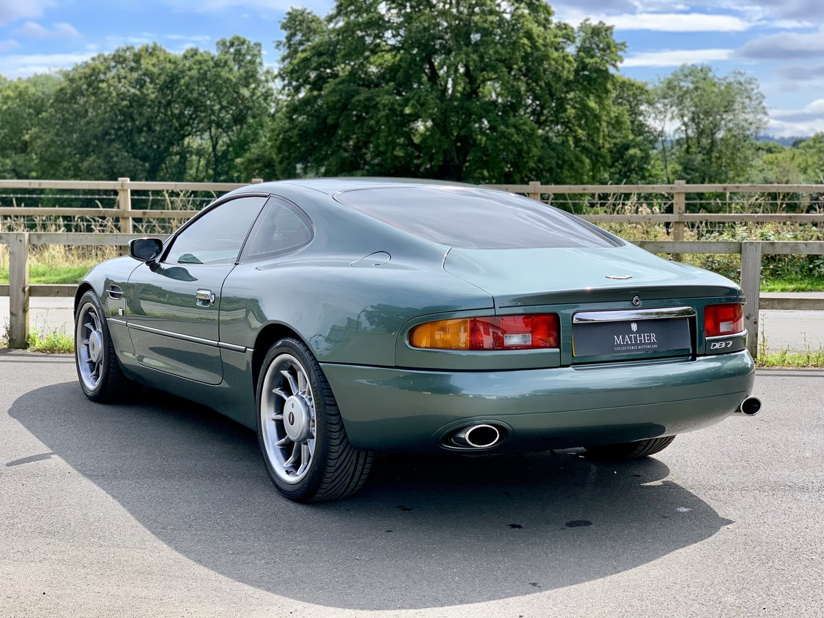 1996 Aston Martin DB7 I6 For Sale (picture 6 of 11)