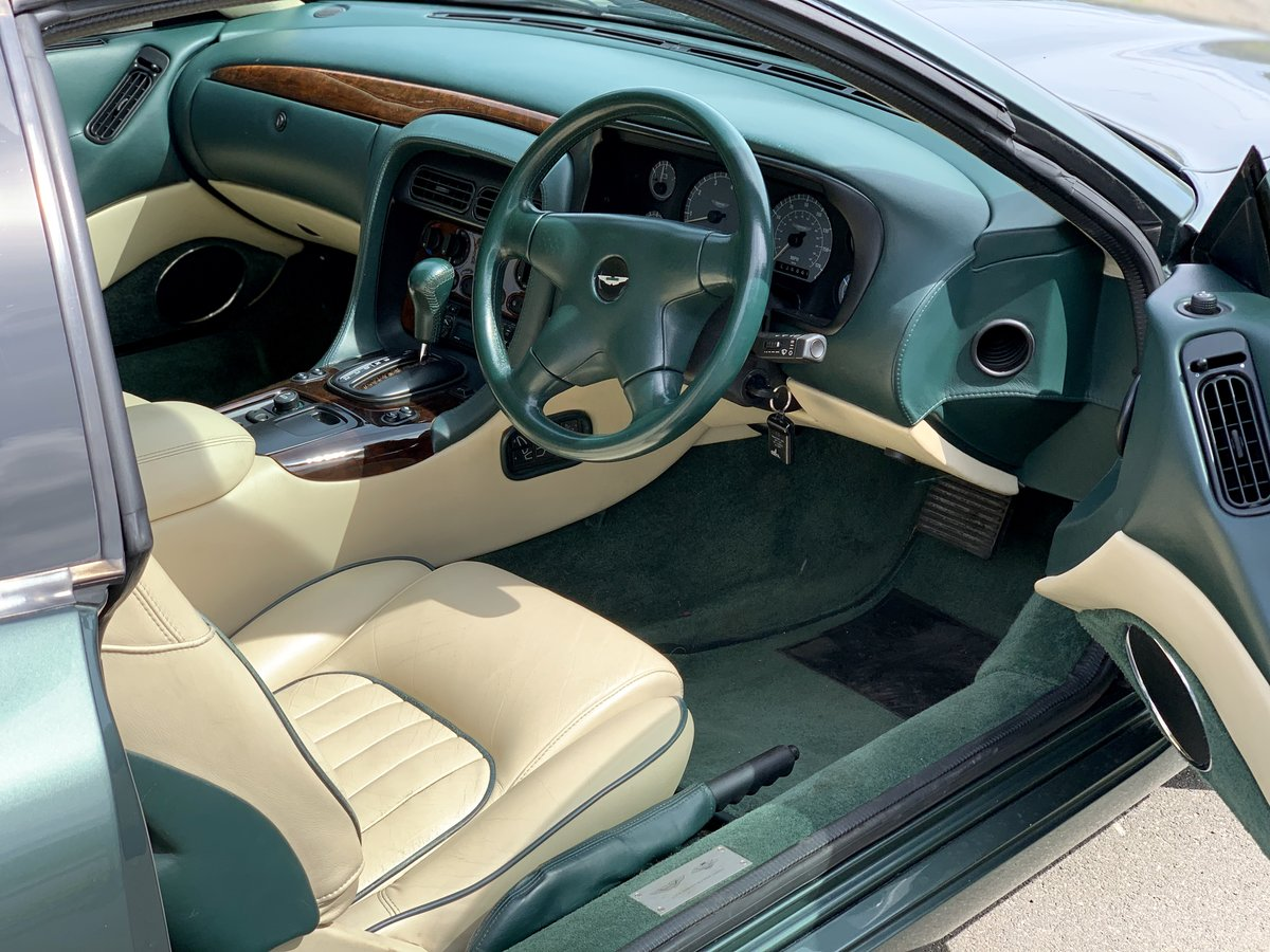 1996 Aston Martin DB7 I6 For Sale (picture 8 of 11)