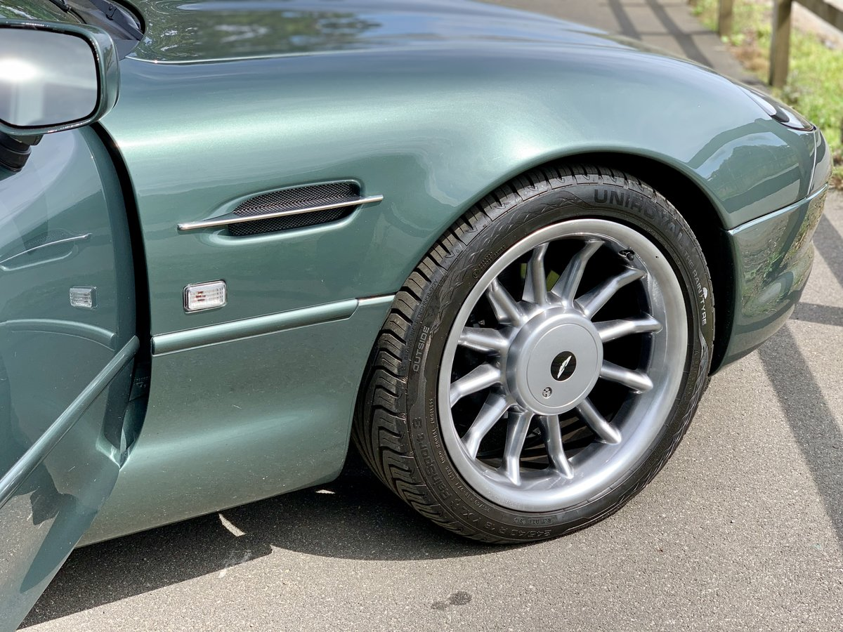 1996 Aston Martin DB7 I6 For Sale (picture 9 of 11)