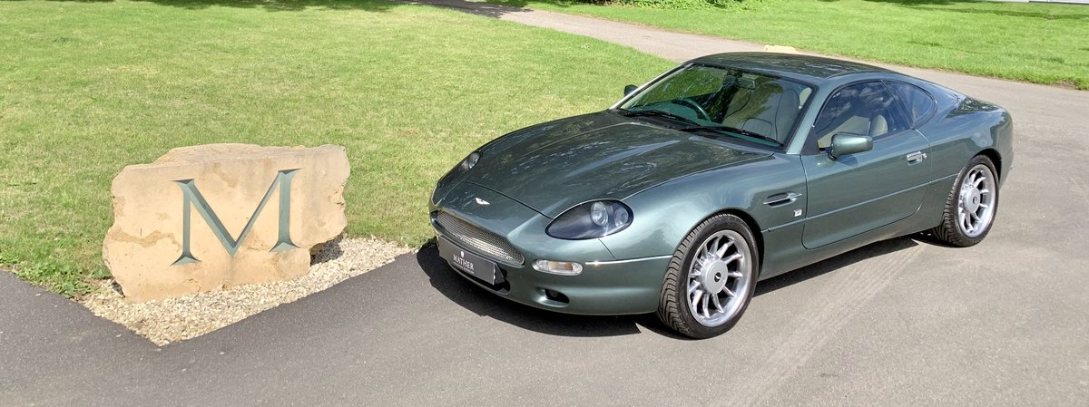 1996 Aston Martin DB7 I6 For Sale (picture 11 of 11)