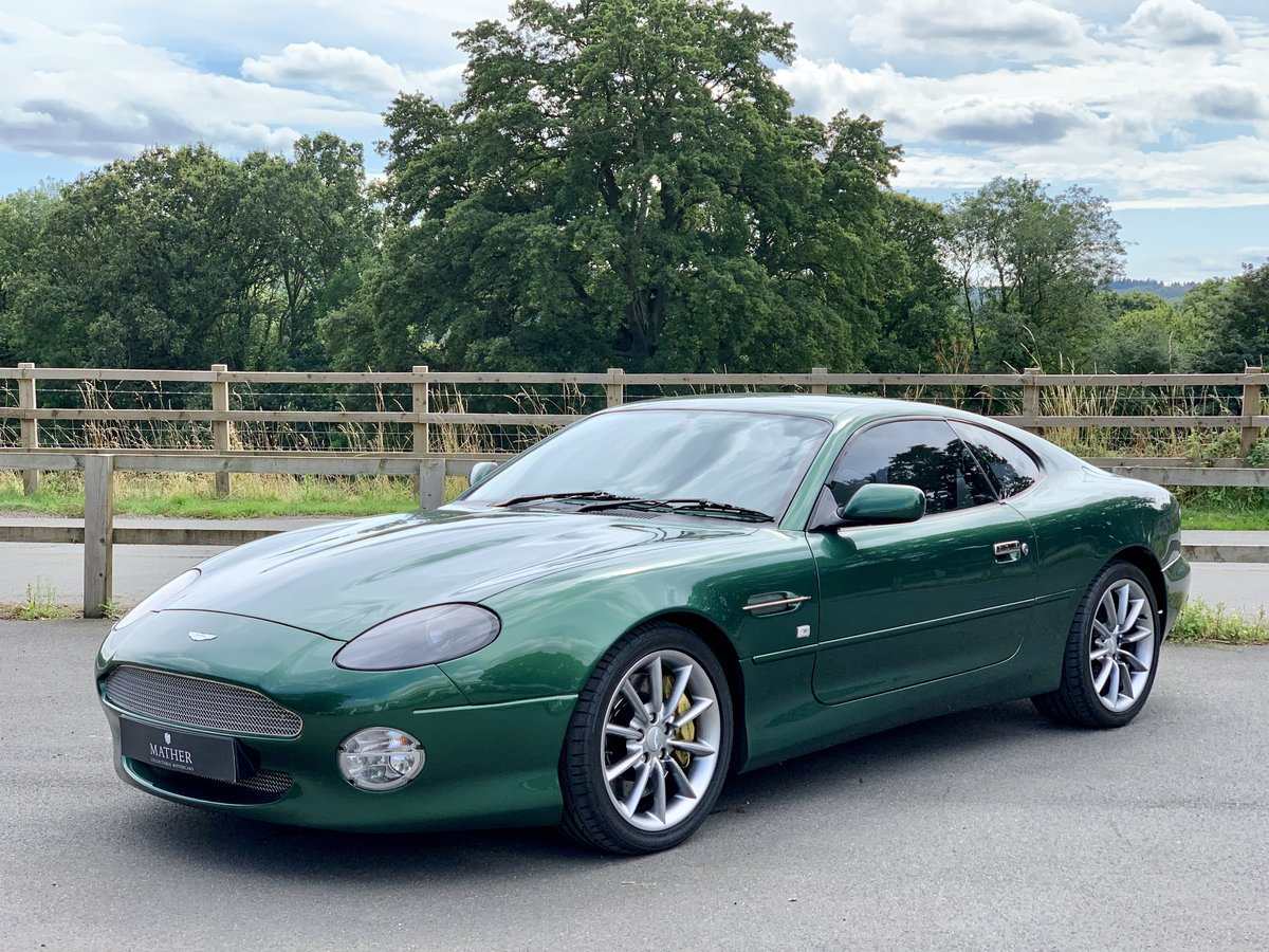 2001 Aston Martin DB7 Vantage  For Sale (picture 1 of 9)
