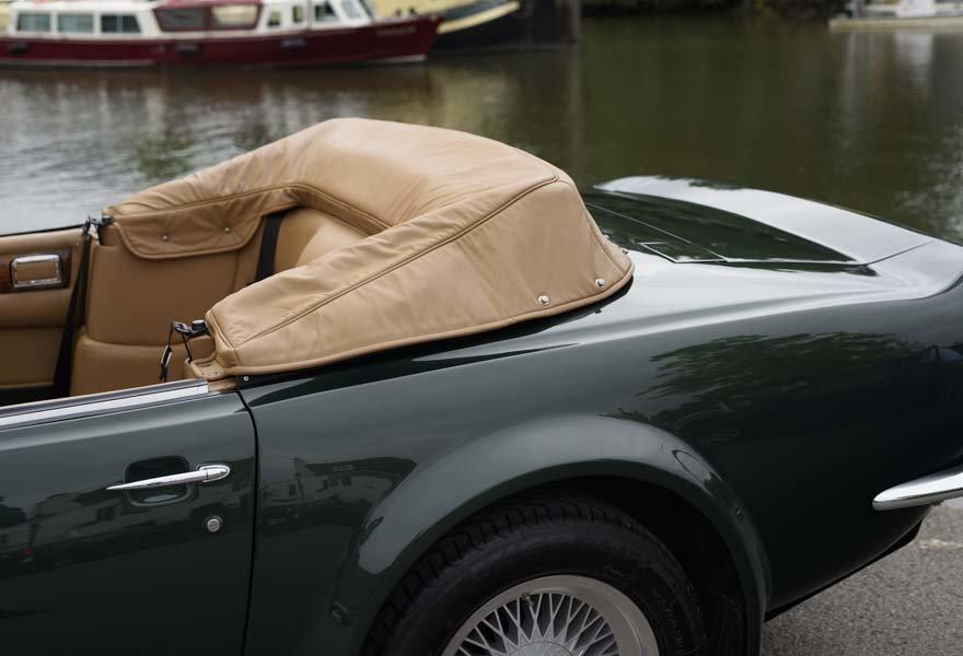 1989 Aston Martin V8 Vantage X-pack Volante (RHD) For Sale (picture 10 of 24)