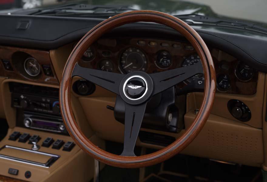 1989 Aston Martin V8 Vantage X-pack Volante (RHD) For Sale (picture 13 of 24)