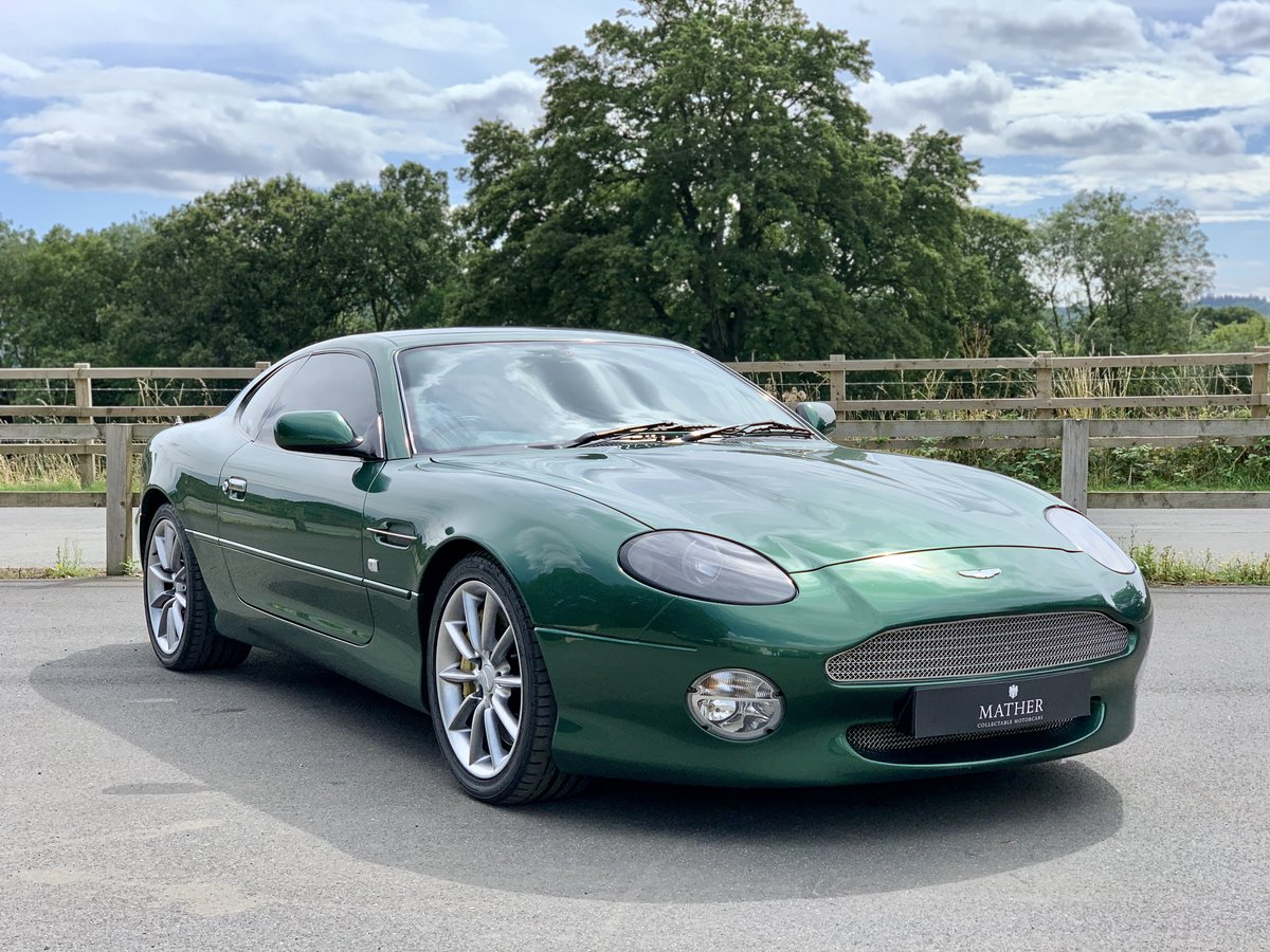2001 Aston Martin DB7 Vantage  For Sale (picture 3 of 9)