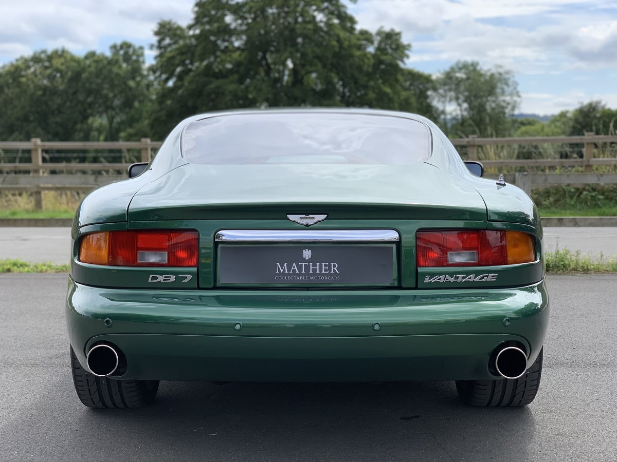 2001 Aston Martin DB7 Vantage  For Sale (picture 5 of 9)