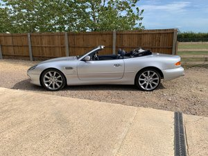 2001 Aston Martin DB7 Vantage Volante Auto For Sale