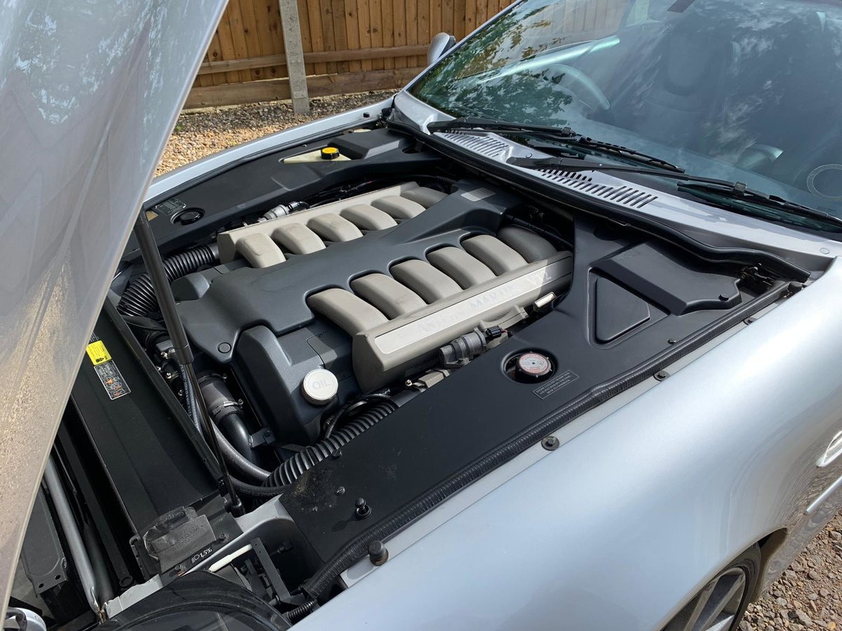 2001 Aston Martin DB7 Vantage Volante Auto For Sale (picture 6 of 6)