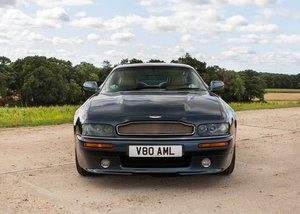 1999 Aston Martin V8 Coup SOLD by Auction