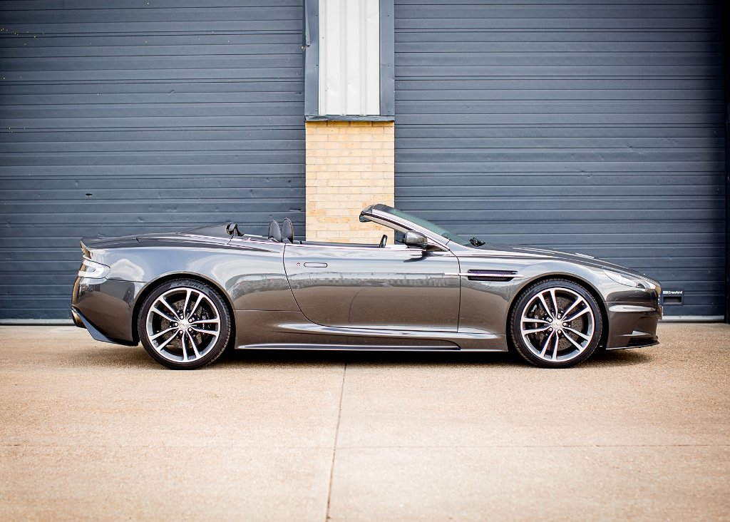 2010 Aston Martin DBS Volante SOLD by Auction (picture 1 of 6)