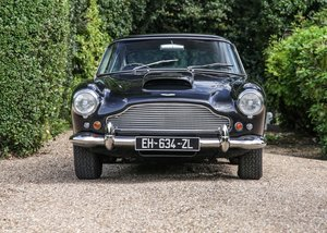 1961 Aston Martin DB4 Series III Superleggera For Sale by Auction