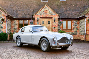 1958 Beautifully restored manual Aston Martin DB2/4 MkIII RHD