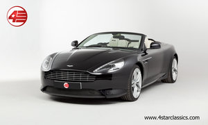 2013 Aston Martin DB9 Volante /// 540hp /// Just 7k Miles