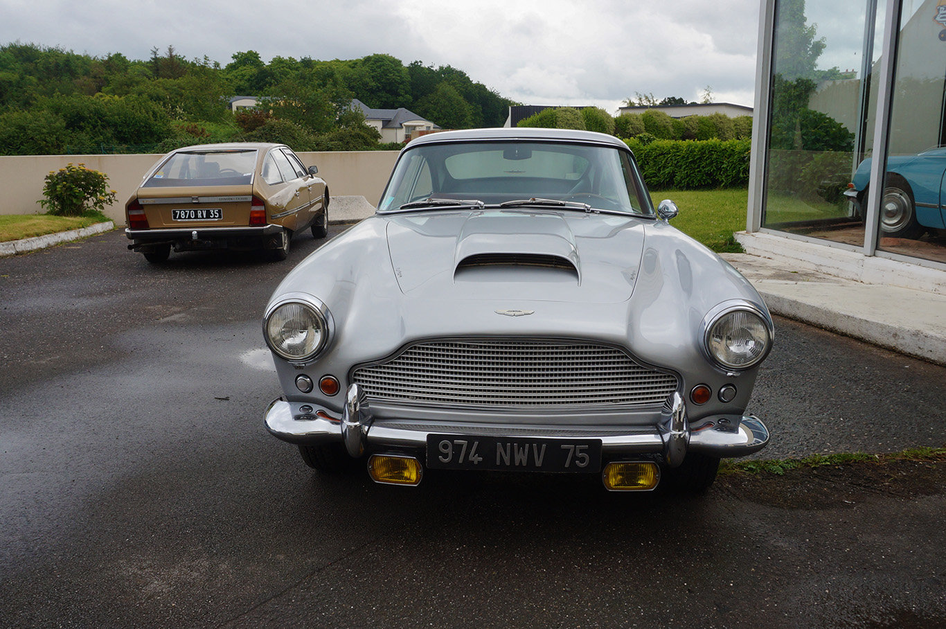 1959 A very original Aston Martin DB4 LHD For Sale (picture 4 of 6)