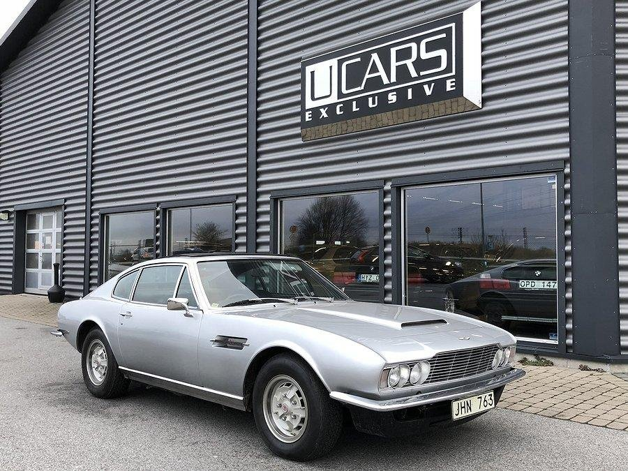 1970 Aston Martin DBS Vantage V8 RHD For Sale (picture 1 of 6)