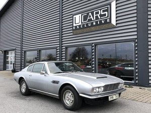 1970 Aston Martin DBS Vantage V8 RHD For Sale