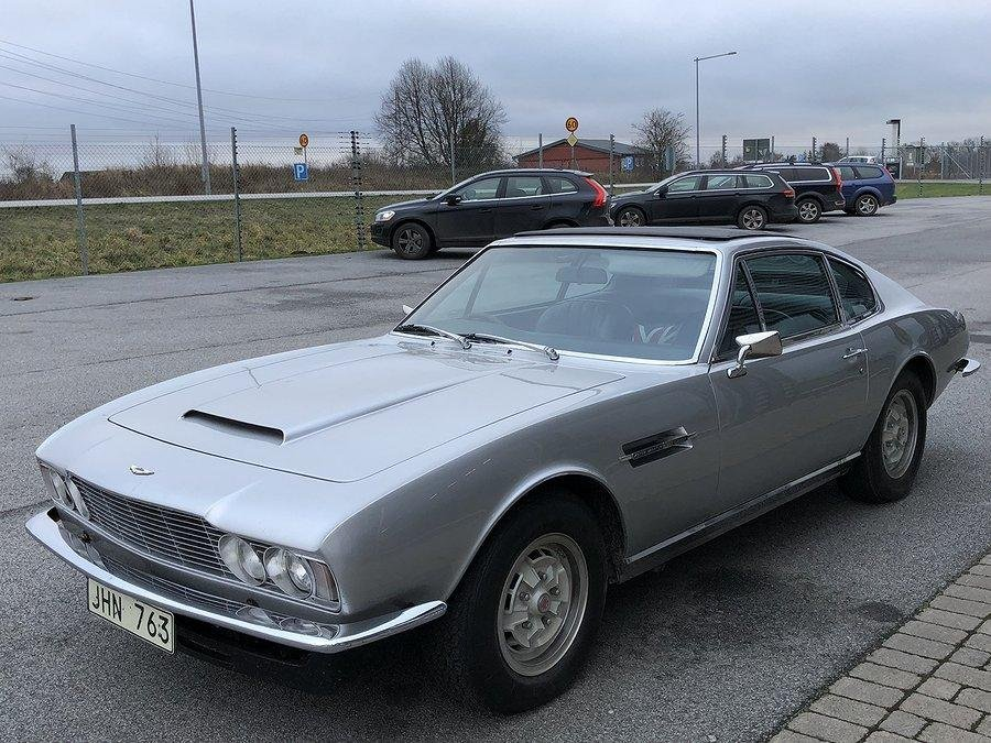 1970 Aston Martin DBS Vantage V8 RHD For Sale (picture 5 of 6)