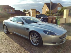 2005 Aston Martin DB9, V12, FSH, Cheapest In UK