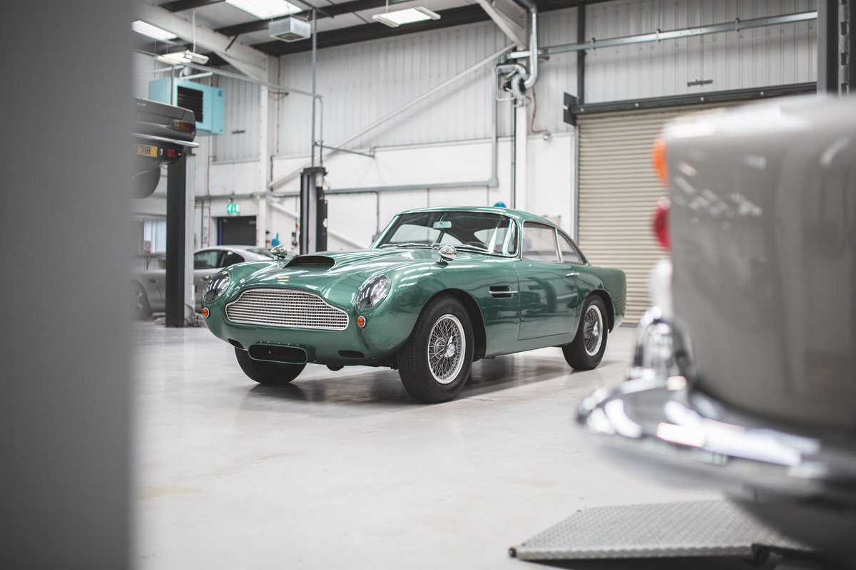 1961 Aston Martin DB4 GT For Sale (picture 1 of 6)