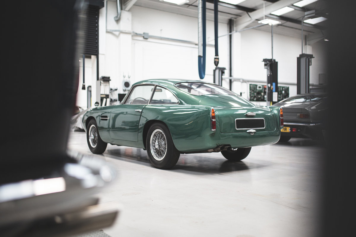 1961 Aston Martin DB4 GT For Sale (picture 2 of 6)