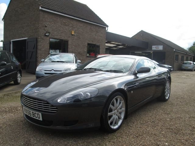 2006 ASTON MARTIN DB9 For Sale (picture 1 of 6)
