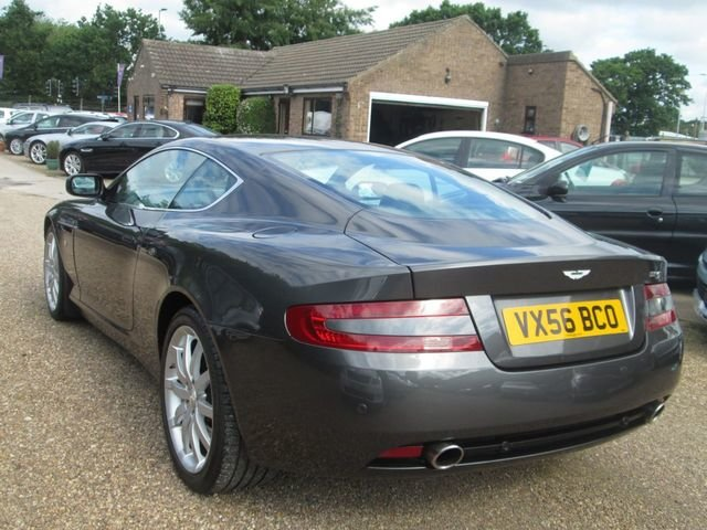 2006 ASTON MARTIN DB9 For Sale (picture 3 of 6)