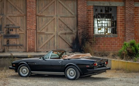 1989 Aston Martin V8 Volante Prince of Wales Rare 1 of 5  For Sale (picture 3 of 6)