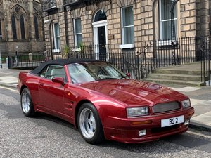 1995 ASTON VIRAGE VOLANTE - 1 OF 26 FACTORY WIDE BODIES - SUPERB  For Sale
