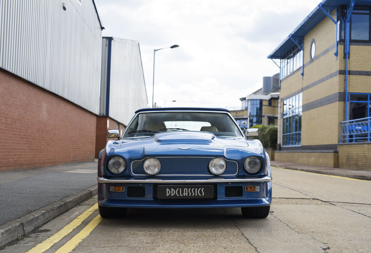 Aston Martin V8 Vantage Volante X-Pack Specification (RHD) For Sale (picture 7 of 24)