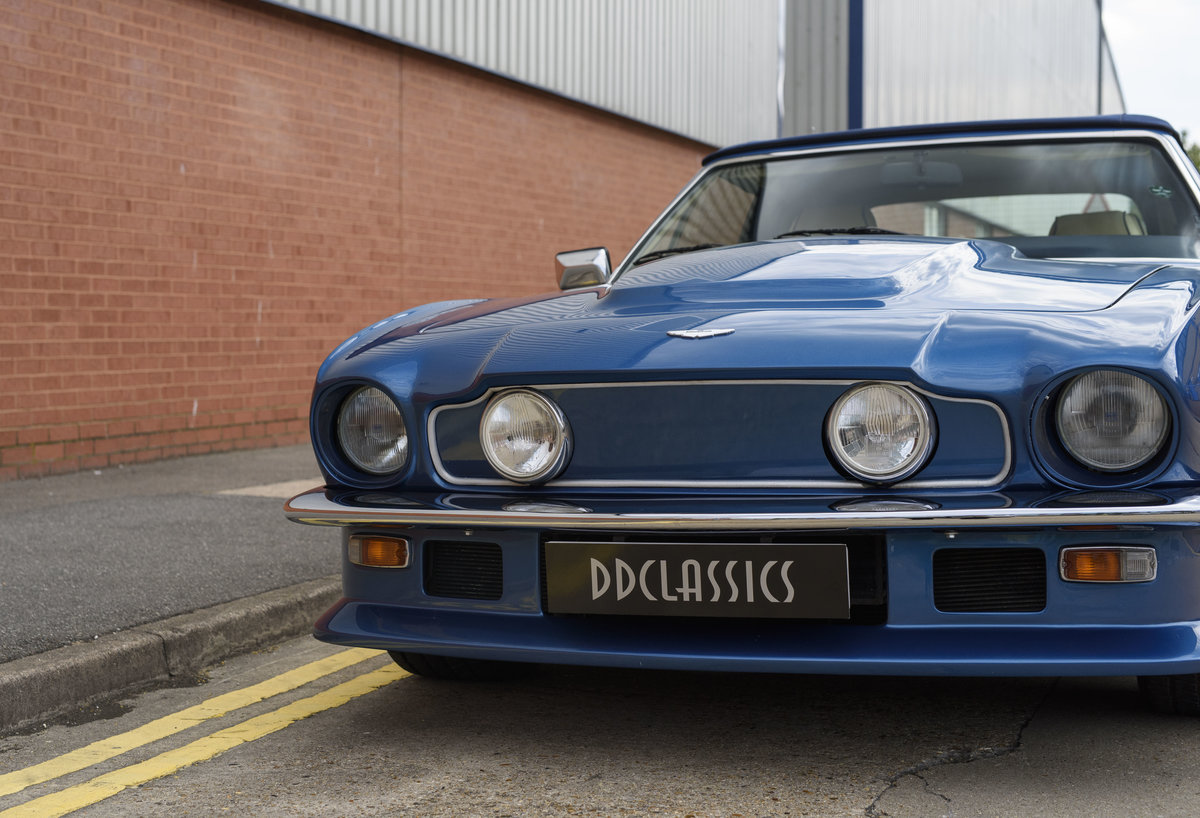 Aston Martin V8 Vantage Volante X-Pack Specification (RHD) For Sale (picture 9 of 24)