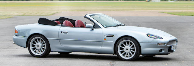 1999 ASTON MARTIN DB7 VOLANTE For Sale by Auction