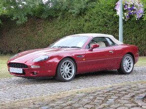 1998 Aston Martin DB7 i6 Volante