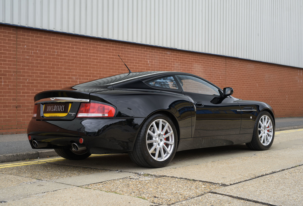 2006 Aston Martin Vanquish S (LHD) For sale in London For Sale (picture 3 of 24)