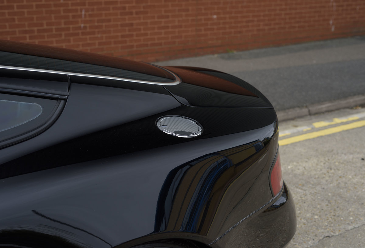 2006 Aston Martin Vanquish S (LHD) For sale in London For Sale (picture 13 of 24)