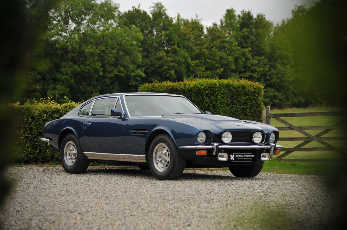 1977 Aston Martin V8 Coupe For Sale (picture 1 of 6)