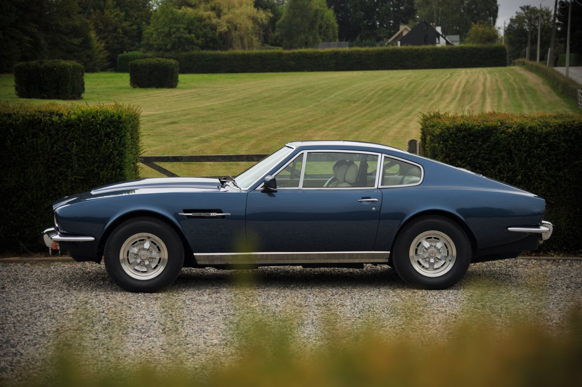 1977 Aston Martin V8 Coupe For Sale (picture 2 of 6)