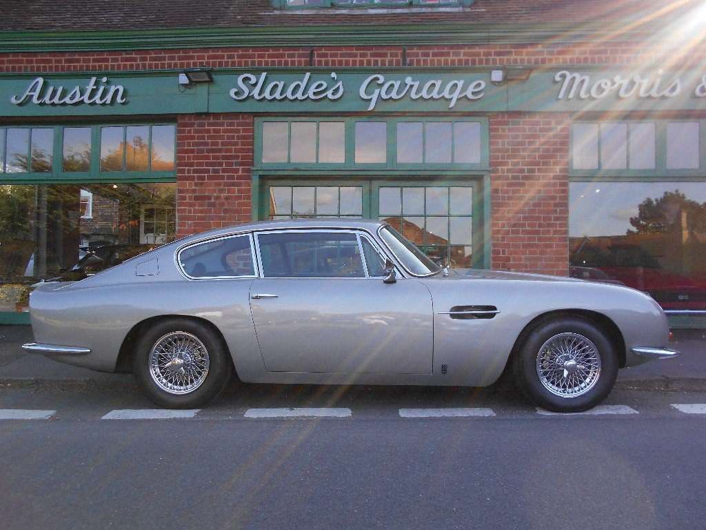 1966 Aston Martin DB6 Coupe  For Sale (picture 1 of 6)
