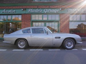 1966 Aston Martin DB6 Coupe