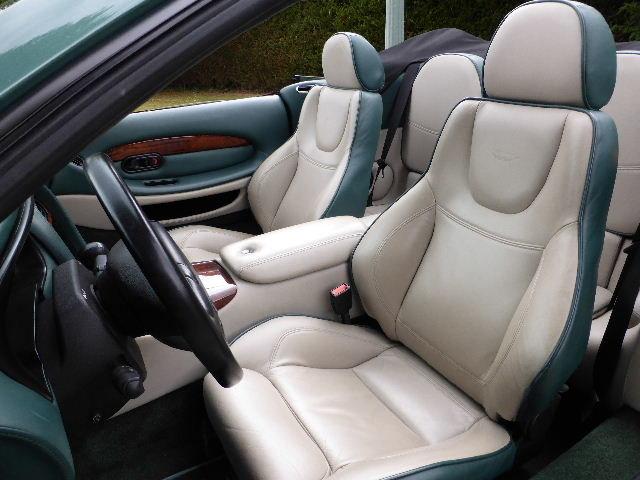 2000 Aston Martin DB7 Vantage Volante For Sale (picture 5 of 6)