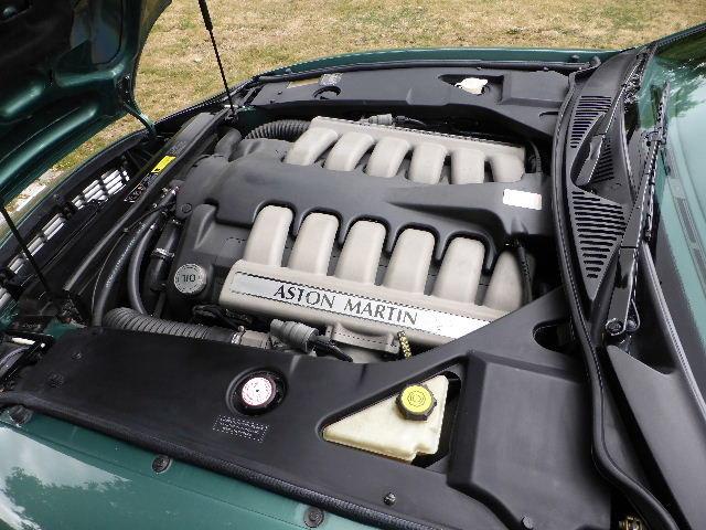 2000 Aston Martin DB7 Vantage Volante For Sale (picture 6 of 6)