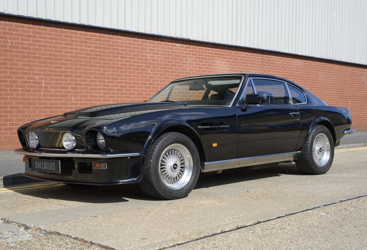 1988 Aston Martin V8 Vantage X Pack Coupe (RHD)  For Sale (picture 1 of 23)