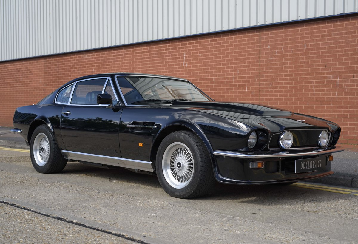 1988 Aston Martin V8 Vantage X Pack Coupe (RHD)  For Sale (picture 2 of 23)