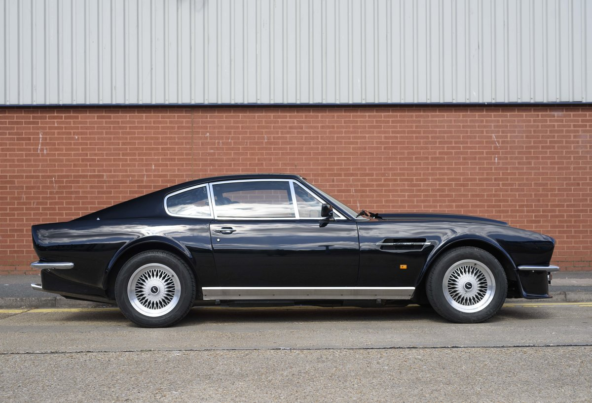1988 Aston Martin V8 Vantage X Pack Coupe (RHD)  For Sale (picture 5 of 23)